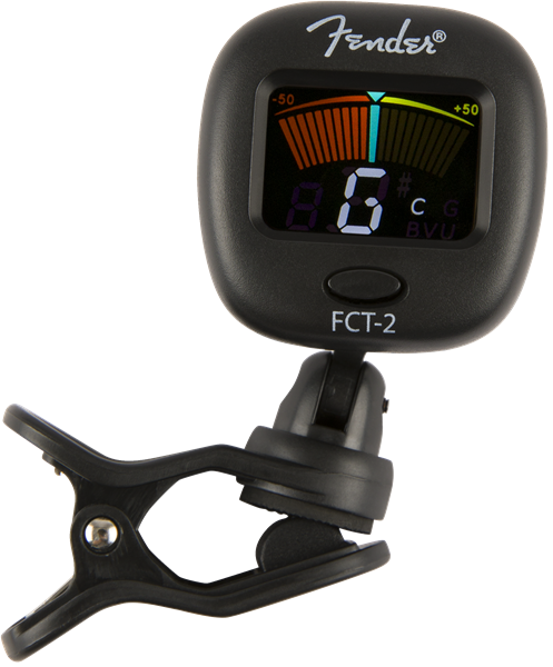 Fender FCT-2 Clip-on Tuner